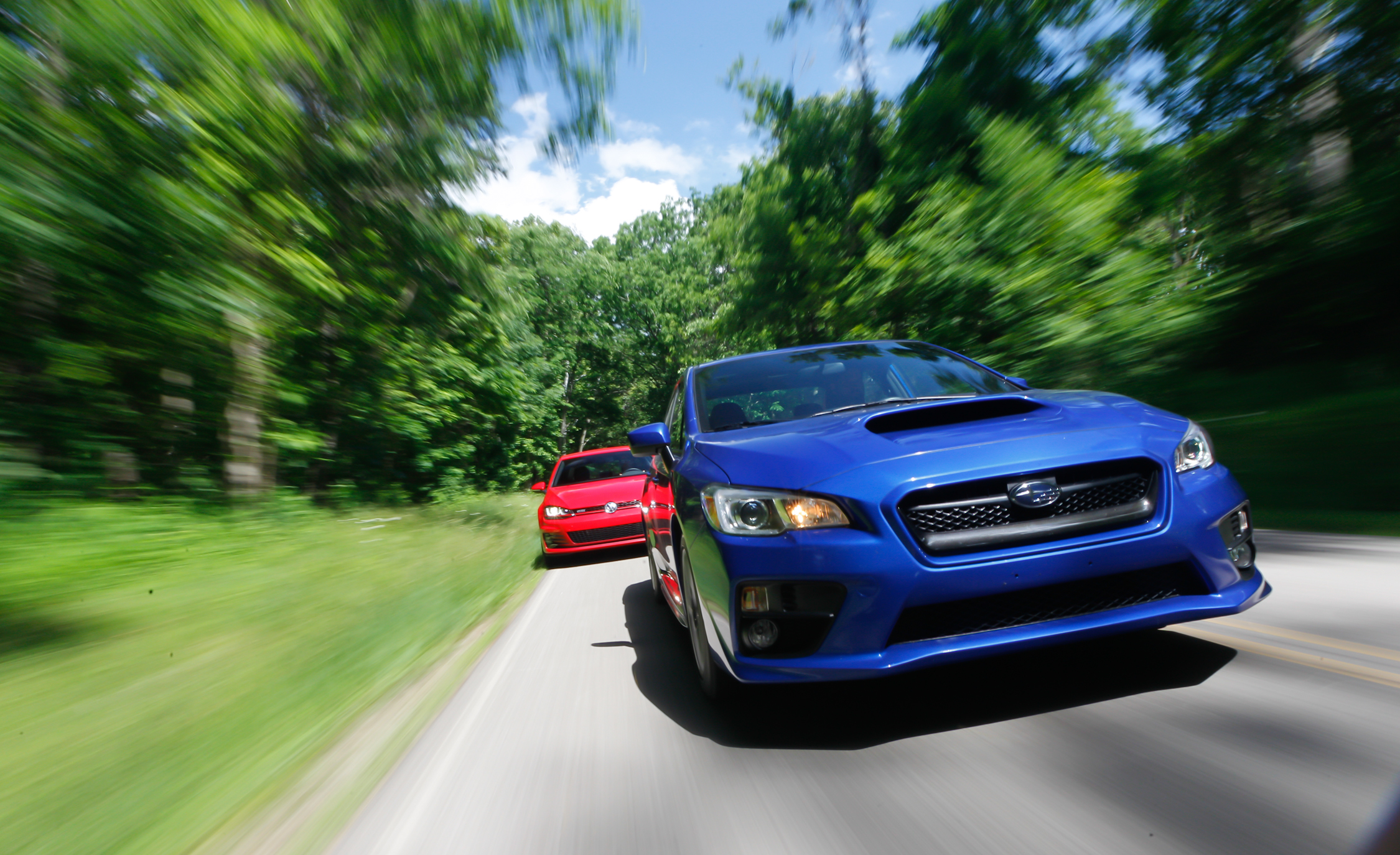Front design 2015 subaru wrx vs 2015 volkswagen gti 6457 cars performance reviews and test drive