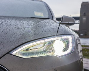 2015 Tesla Model S P85D Left Headlamp