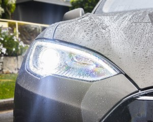 2015 Tesla Model S P85D Right Headlamp