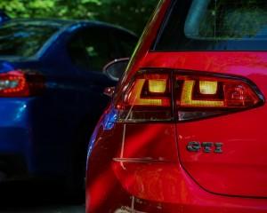 2015 Volkswagen GTI Taillight