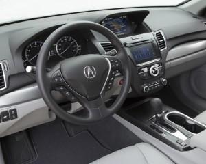 2016 Acura RDX Cockpit Streering