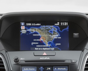 2016 Acura RDX Interior Head Unit