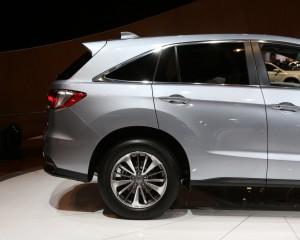 2016 Acura RDX Rear Side