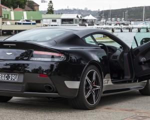 2016 Aston Martin Vantage GT Door Open