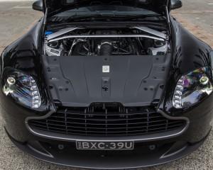 2016 Aston Martin Vantage GT Engine