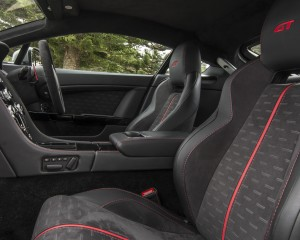 2016 Aston Martin Vantage GT Front Seats Interior