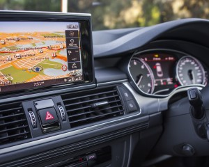 2016 Audi S7 Head Unit