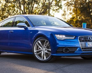 2016 Audi S7 Preview