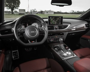 2016 Audi S7 Sedan Dashboard Interior