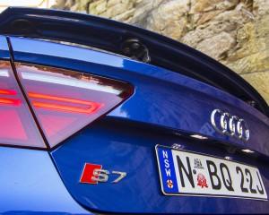 2016 Audi S7 Taillight