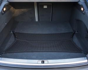 2016 Audi S7 Trunk Space