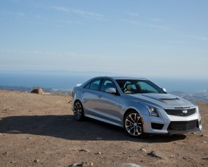 2016 Cadillac ATS-V Exterior Preview