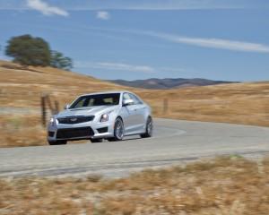 2016 Cadillac ATS-V Front View