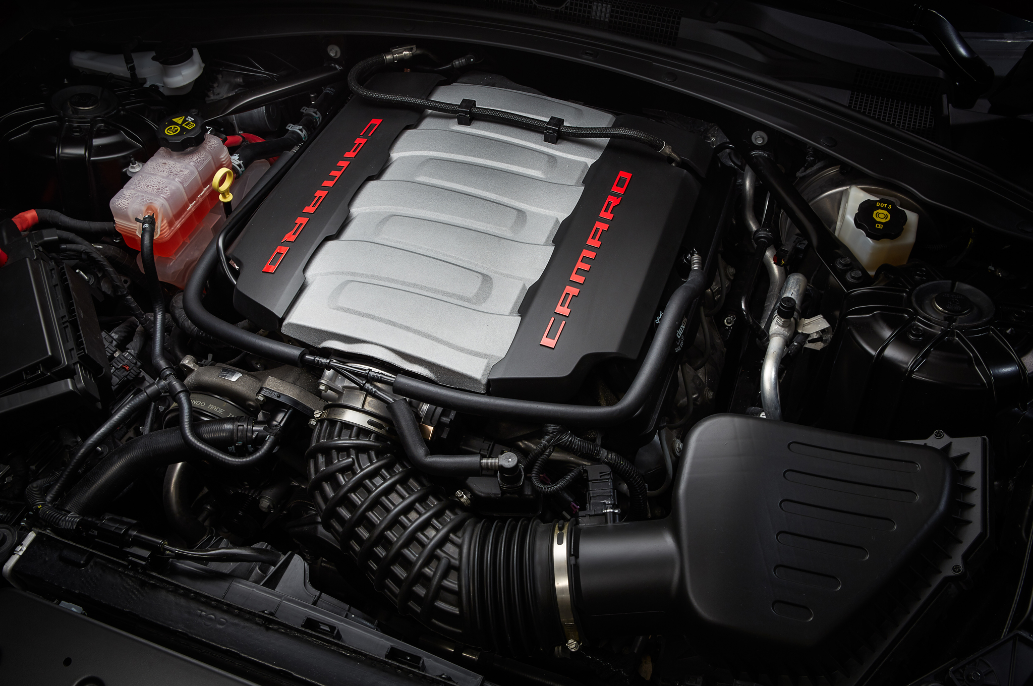 2016 Chevrolet Camaro SS Engine
