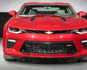 2016 Chevrolet Camaro SS Front End Design
