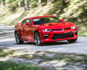2016 Chevrolet Camaro SS Performance Test