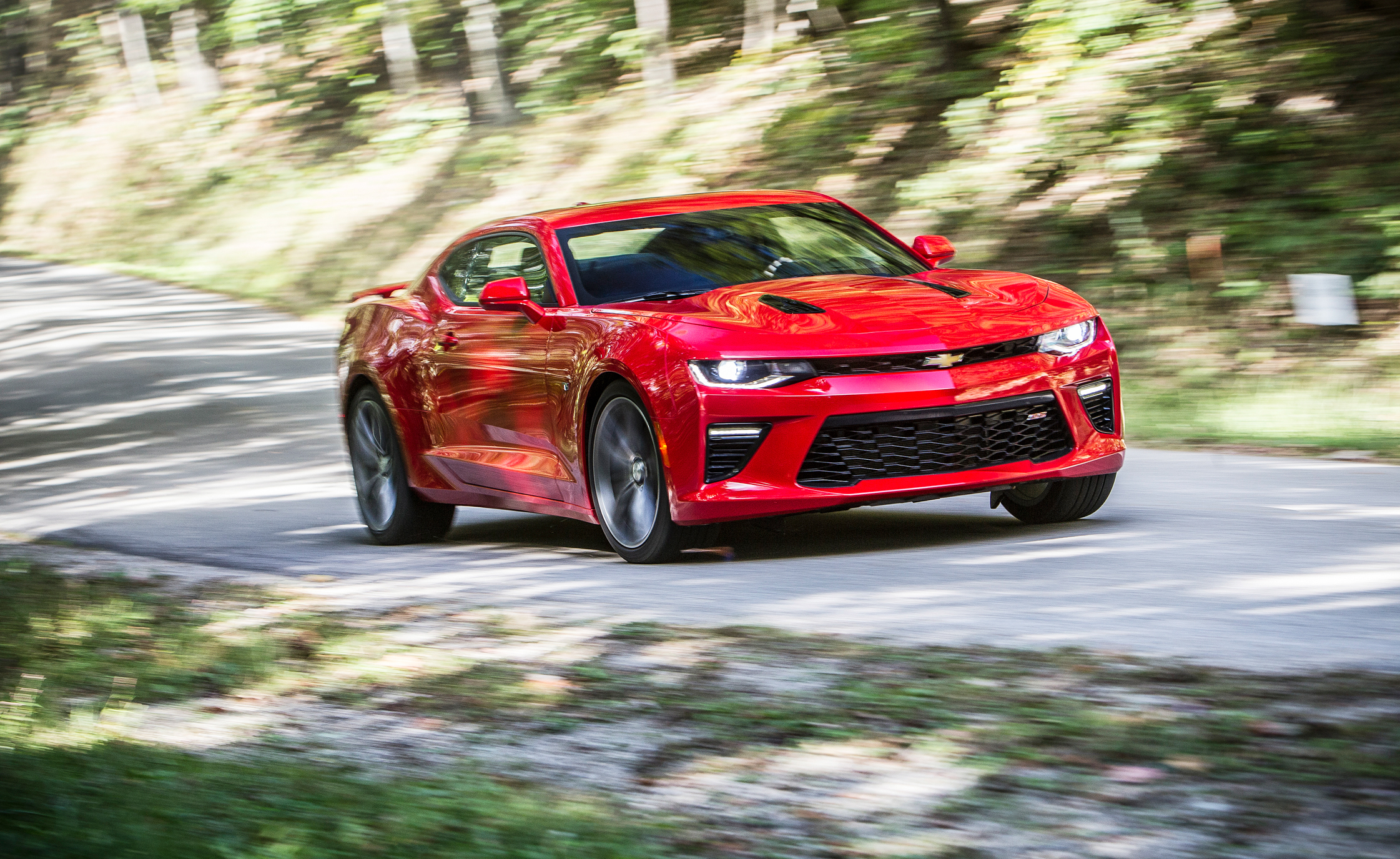 2016 chevrolet camaro ss performance test 6308 cars performance reviews and test drive. Black Bedroom Furniture Sets. Home Design Ideas