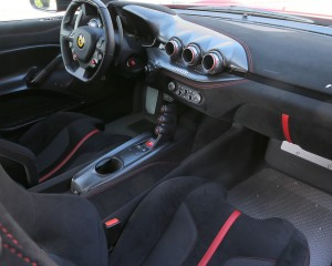 2016 Ferrari F12tdf Dashboard Interior
