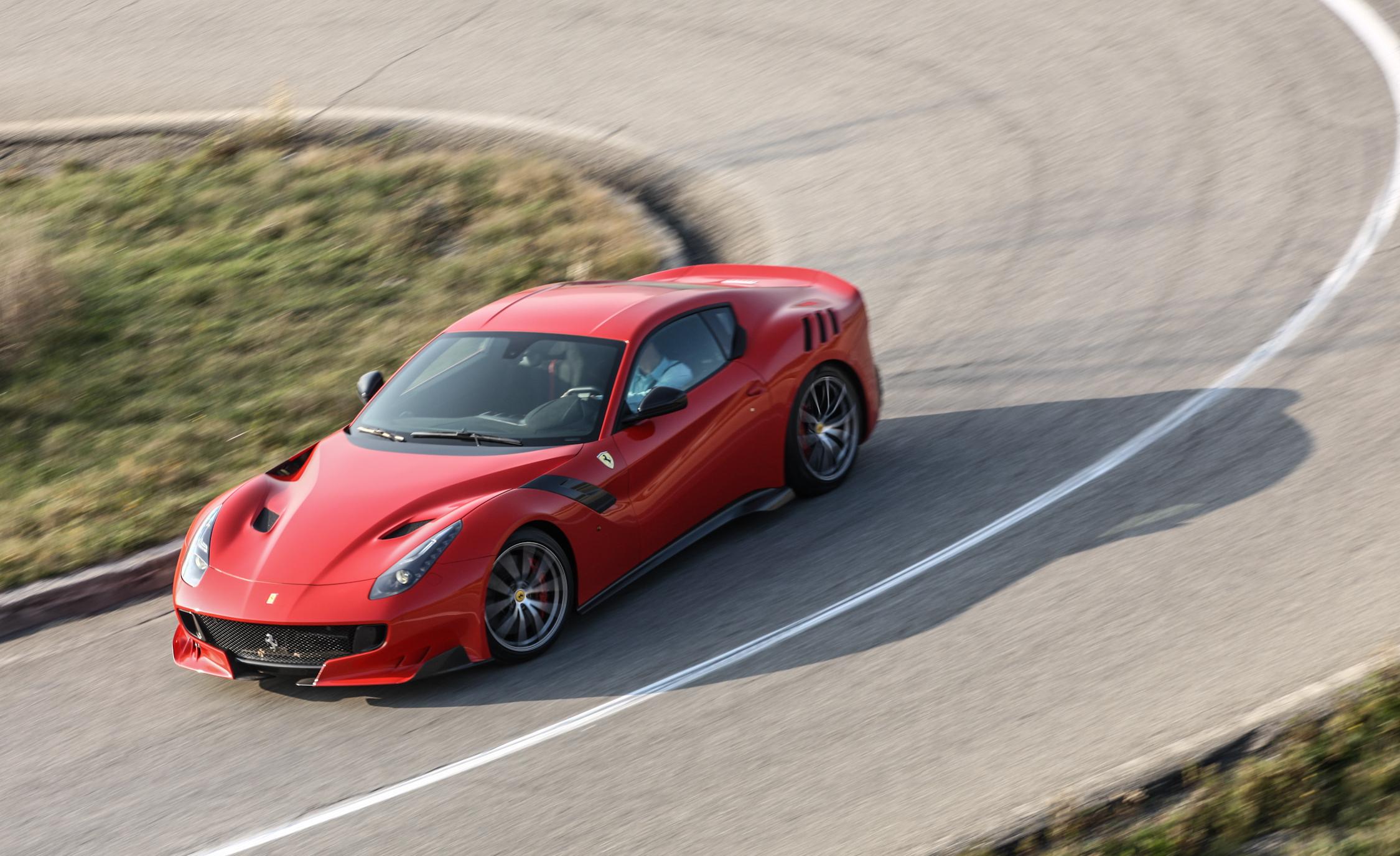 2016 Ferrari F12tdf Exterior Preview