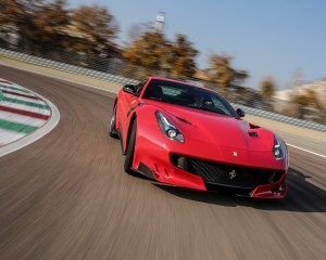 2016 Ferrari F12tdf Performance Test