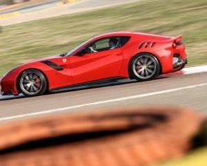 2016 Ferrari F12tdf Side Exterior