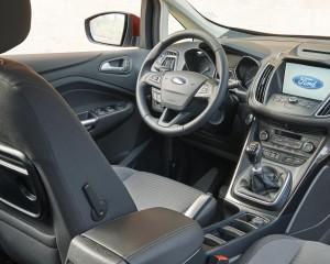 2016 Ford C-Max Energi Interior Dashboard