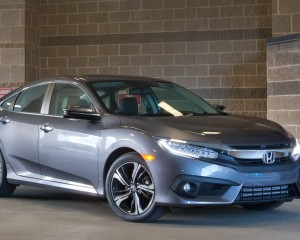 2016 Honda Civic Touring Exterior