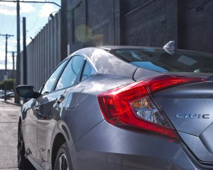 2016 Honda Civic Touring Exterior Taillight