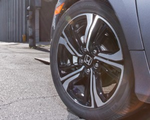 2016 Honda Civic Touring Exterior Wheel Trim