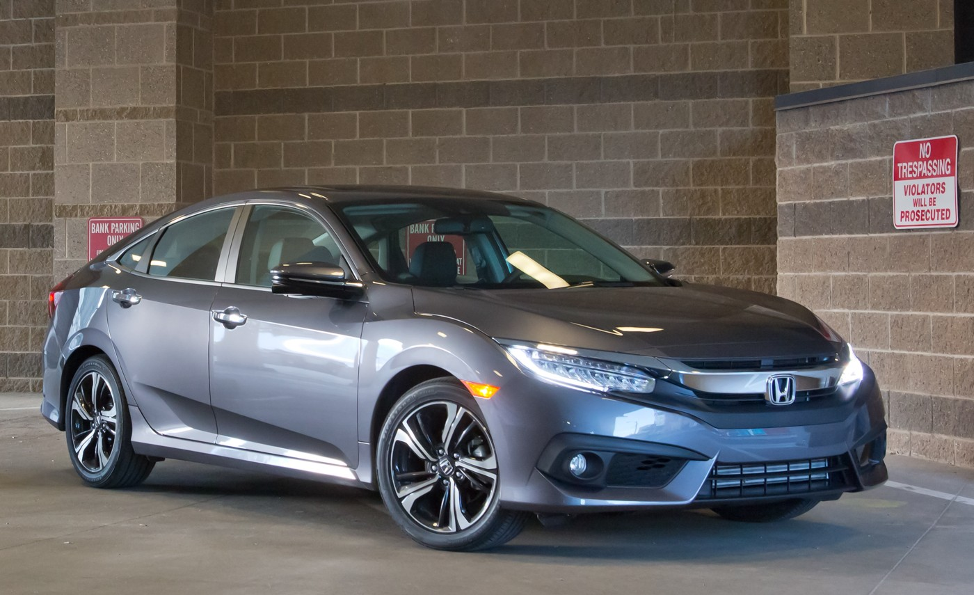 2016 honda civic touring exterior 7385 cars performance for 2016 honda civic ex t review