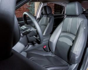 2016 Honda Civic Touring Interior Cockpit Seat