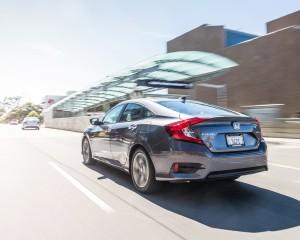 2016 Honda Civic Touring Performance Test