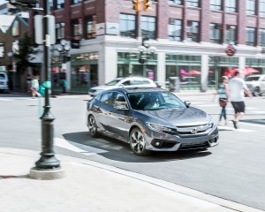 2016 Honda Civic Touring Test Drive