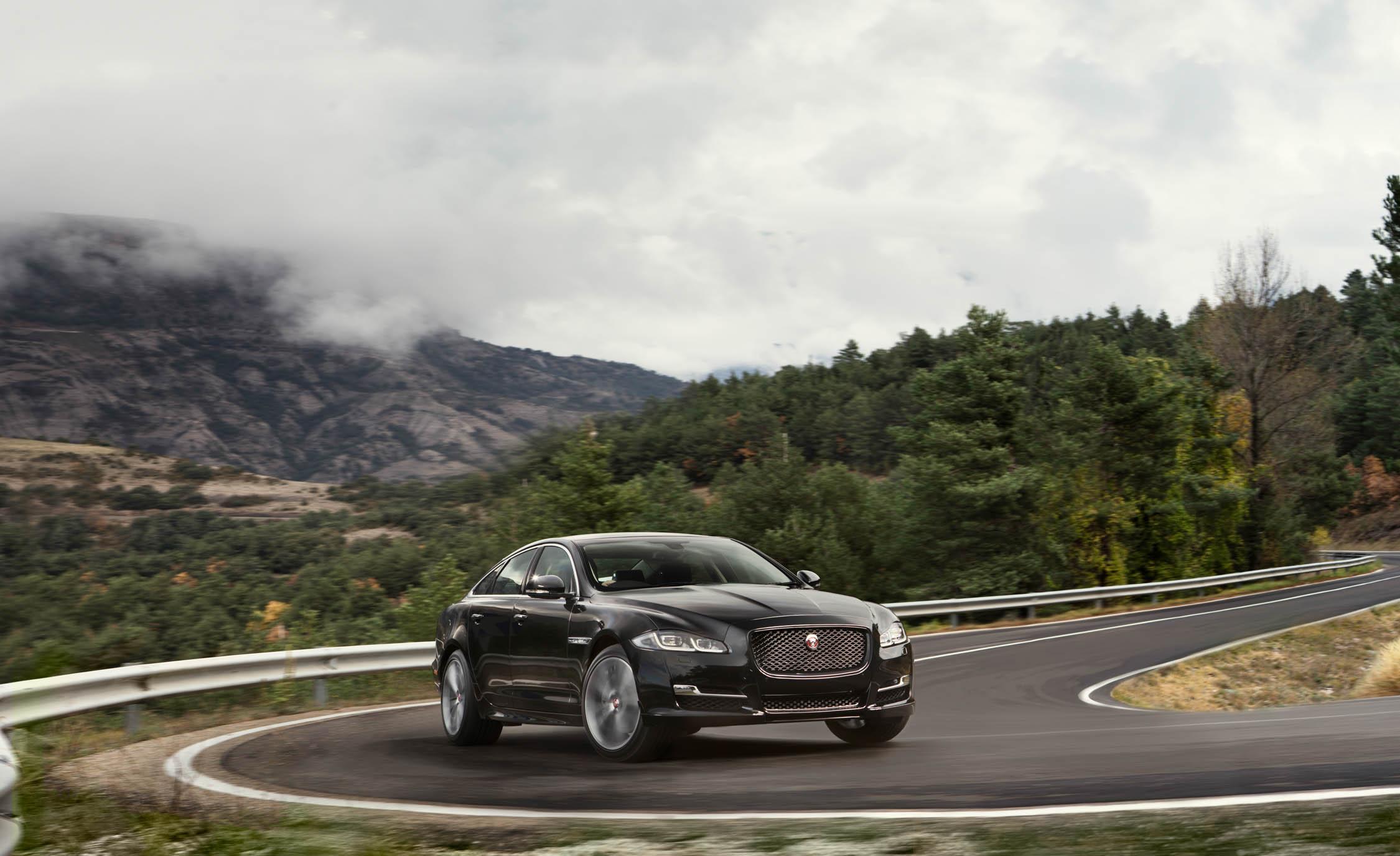 2016 Jaguar XJ Preview