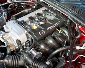 2016 Mazda MX-5 Miata 1.5-Liter Inline-4 Engine