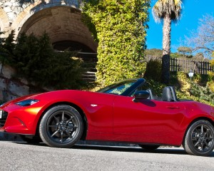 2016 Mazda MX-5 Miata Exterior Preview