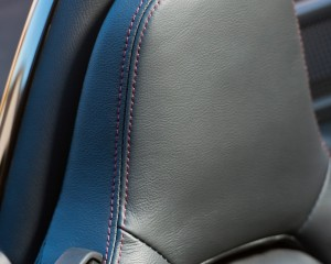 2016 Mazda MX-5 Miata Headrest Details