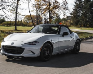 2016 Mazda MX-5 Miata Road Test