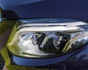 2016 Mercedes-Benz GLE250d 4MATIC Exterior Headlamp
