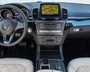2016 Mercedes-Benz GLE250d 4MATIC Interior