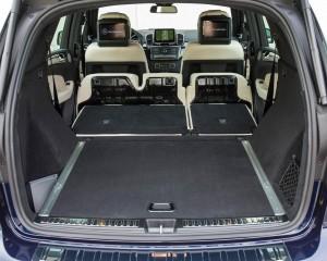 2016 Mercedes-Benz GLE250d 4MATIC Interior Cargo Space