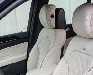 2016 Mercedes-Benz GLE250d 4MATIC Interior Front Seats
