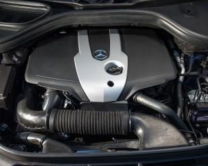 2016 Mercedes-Benz GLE250d 4MATIC Turbocharged 2.1-Liter Inline-4 Diesel Engine