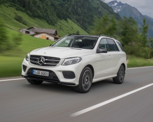 2016 Mercedes-Benz GLE400 4MATIC