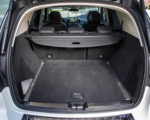 2016 Mercedes-Benz GLE400 4MATIC Interior Cargo Space