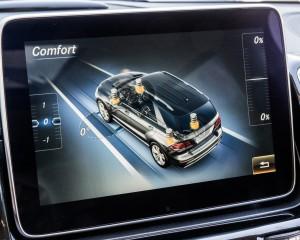 2016 Mercedes-Benz GLE400 4MATIC Interior Center Head Unit