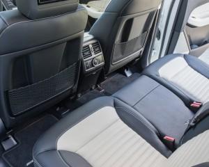 2016 Mercedes-Benz GLE400 4MATIC Interior Rear Seats