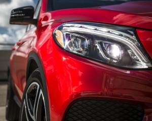 2016 Mercedes-Benz GLE450 AMG Coupe Exterior Headlight