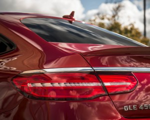 2016 Mercedes-Benz GLE450 AMG Coupe Exterior Left Taillight
