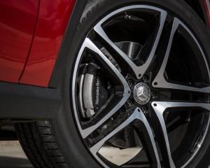 2016 Mercedes-Benz GLE450 AMG Coupe Exterior Wheel Trim